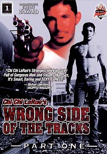 Wrong Side Of The Tracks #01 Front