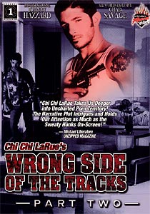 Wrong Side Of The Tracks #02 Front