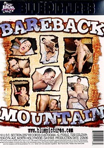 Bareback Mountain Back