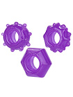 Reversible Ring Set Purple